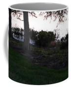 Cypress Trees And Water Coffee Mug