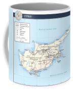 Cyprus 2 Coffee Mug
