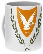 Cyprus Coat Of Arms Coffee Mug