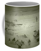 D-day Reenactment Coffee Mug