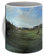 D P World Tour Championship - 18th Tee Coffee Mug