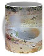 D01945 Sulpher Cauldron Area Coffee Mug