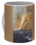 D09126 Outlet Of Midway Geyser Basin Coffee Mug