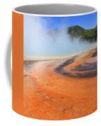 D09132 Colorful Grand Prismatic Spring Coffee Mug