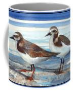 D50-awe116-rb-ruddy Turnstone 1 Roger Bansemer Coffee Mug