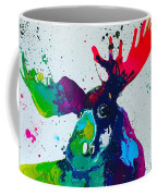 Da-moose Coffee Mug