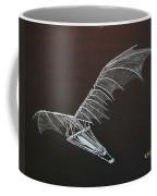 Da Vinci Flying Machine Coffee Mug