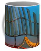 Da Vinci's Outpost Coffee Mug by Wendy J St Christopher