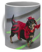 Dachshund Lobster Coffee Mug