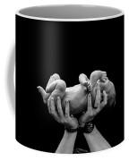 Dad With Baby Coffee Mug