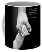 Daddy's Hand Coffee Mug