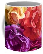 Dad's Roses Coffee Mug