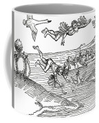 Daedalus And Icarus Coffee Mug