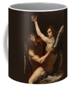 Daedalus And Icarus Coffee Mug