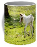 Romping Through The Field Coffee Mug
