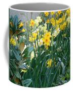 Daffodil Garden Coffee Mug