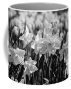 Daffodil Glow Monochrome By Kaye Menner Coffee Mug