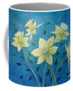 Daffodil Welcome Coffee Mug