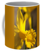 Daffodil Yellow Coffee Mug
