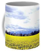 Daffodils By The Million Coffee Mug
