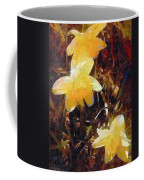 Daffs Gone Goth Coffee Mug