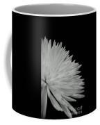 dahlia BnW Coffee Mug