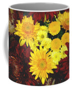 Dahlia Display Coffee Mug