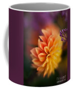 Dahlia Fireball Coffee Mug
