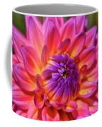 Dahlia Flower 017 Coffee Mug