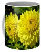 Dahlia Garden 3 Coffee Mug