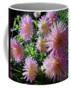 Dahlia Group Coffee Mug