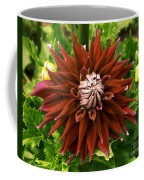 Dahlia In Bloom 18 Coffee Mug