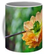 Dahlia Resting Coffee Mug