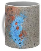 Daily Abstraction 218013101b Coffee Mug