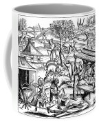 Daily Life: France, 1517 Coffee Mug