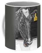 Dairy Cow Number 5216 Coffee Mug