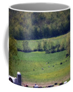 Dairy Farm In The Finger Lakes Coffee Mug