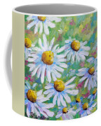 Daisies In Spring Coffee Mug