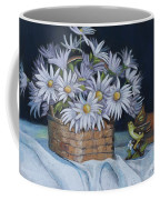 Daisies In Still Life Coffee Mug