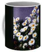 Daisies Coffee Mug by Lana Trussell