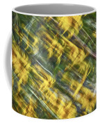 Daisy Abstract Coffee Mug