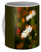 Daisy Bokeh Coffee Mug