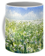 Daisy Field Coffee Mug