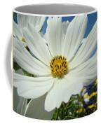 Daisy Flower Garden Artwork Daisies Botanical Art Prints Coffee Mug