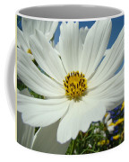 Daisy Flower Garden Artwork Daisies Botanical Art Prints Coffee Mug