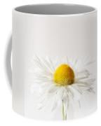 Daisy Impression Coffee Mug