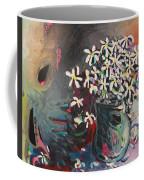 Daisy In Vase Coffee Mug