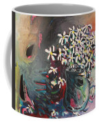 Daisy In Vase Coffee Mug