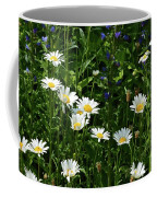 Daisy Patch  Coffee Mug