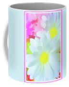 Daisy Poster Coffee Mug